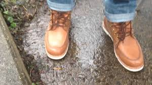 timberland earthkeepers brown leather