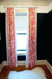 Coral And Navy Curtains Coral And Navy Curtains Teawing Co