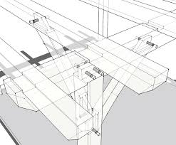 timber frame design using google sketchup download 12x12 timber frame pergola plan pergolas google and searching
