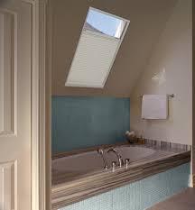 motorized cellular light filtering skylight blinds com