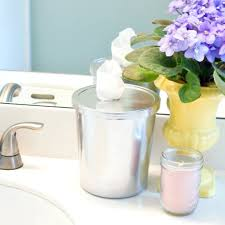 bathroom counter organizer personalize your just metallic cleaning wipes container for vanity table organizer