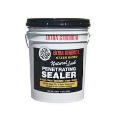 eagle 5 gal clear wet look solvent based acrylic concrete paver