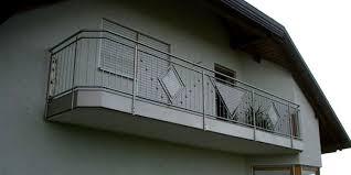 balkon edelstahlgel nder edelstahl balkongeländer mit senkrechten sprossen
