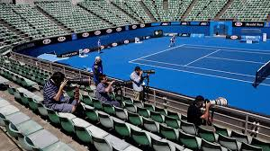Rod Laver Floor Plan Behind The Scenes Of The Australian Open The Border Mail