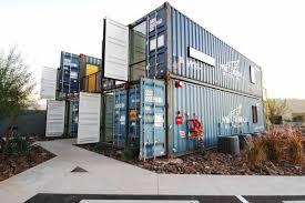 new shipping container apartments in phoenix ask 1k month curbed