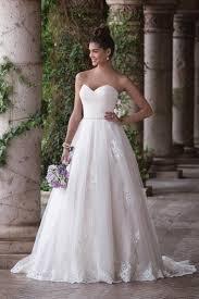 brautkleid duchesse style 3901 duschesse kleid vollständig in tüll mit perlen