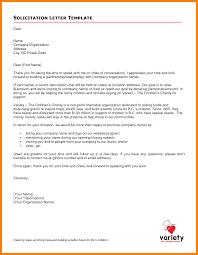 solicit letter thebridgesummit co