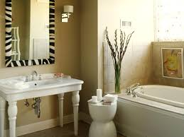 Ideas To Decorate A Small Bathroom by Victorian Bathroom Design Ideas Pictures U0026 Tips From Hgtv Hgtv