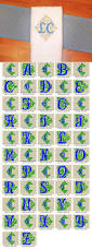machine embroidery designs for kitchen towels 9 best embroidery fonts images on pinterest