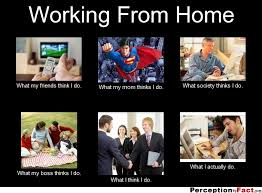 Do Memes - working from home what people think i do what i really do
