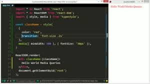 Transition Styles Css - css lessons screencast video tutorials eggheadio