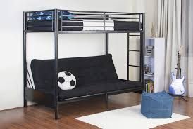 fingerhut kimball kids akia twin full futon bunk bed