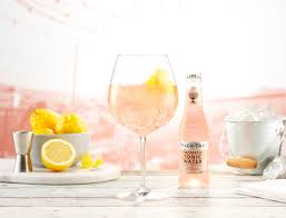 drink splash add a splash of pink to your g u0026t with fever tree drinks world