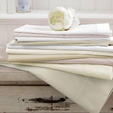 egyptian cotton bed sheets u0026 pillowcases sanderson 300 thread