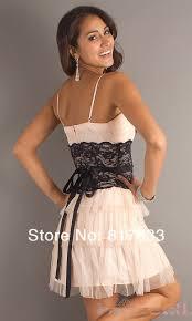 robe d invitã de mariage robes d invité de mariage courtes demi spaghetti robe de soirée en