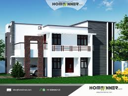 home image flat roof homes designs bhk alluring designs homes home design ideas