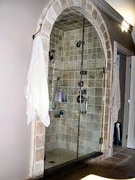 Arched Shower Door Arched Door By For Just Glass And Mirror From Conceptual