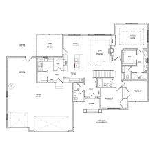 Rambler Floor Plans Floor Plans U2014 Berscheid Builders