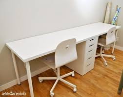 2 Person Computer Desk Two Person Workstation For Office And Home Homesfeed Regarding