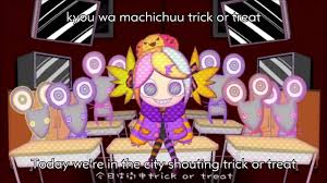 halloween hd kagamine rin happy halloween hd youtube