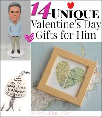 unique valentines day gifts for him 14 unique s day gifts for him shop girl daily