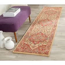 Black And Red Area Rugs by Safavieh Mahal Red Natural 9 Ft X 12 Ft Area Rug Mah698a 9 The
