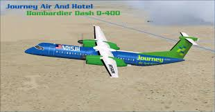 journey air and hotel bombardier dash 8 q 400 for fsx