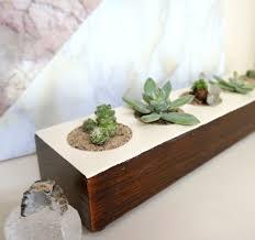 planter for succulents repurpose a votive candle holder into a diy planter votive candle