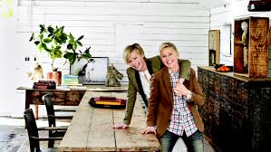 ellen degeneres home decor ellen degeneres gives tour of horse ranch in u0027home u0027 book u2014 see