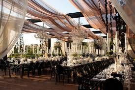 bn wedding décor outdoor wedding receptions bellanaija