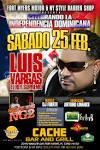 Luis Vargas En Vivo at Cachet Bar & Grill 2.25.12 - luis-vargas-cachet2