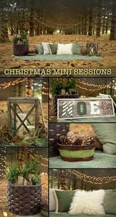 Backyard Photography Ideas A Very Merry Session Garlands Backyard And Christmas Pictures
