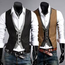 discount dress clothes for men vest 2017 dress clothes for men