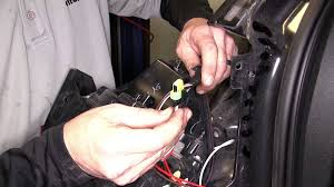 installation of a trailer wiring harness on a 2012 dodge journey