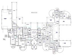 Mansion Home Plans How To Make Luxury Mansion Floor Plans