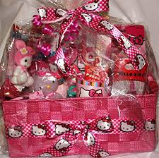 hello gift basket hello girl gift basket kidinacandyshop