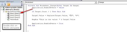excel copy paste doesn u0027t trigger worksheet change stack overflow