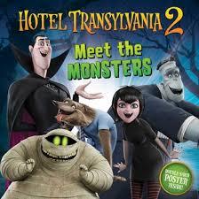 hotel transylvania 2 books joey chou stacia deutsch