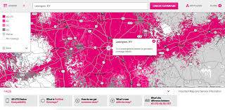 Usa Cell Phone Coverage Map by T Mobile U0027s New Coverage Map Uses Crowdsourcing For Near U0027real Time