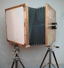 chambre photographie construction d une chambre collodion 50x50cm