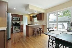 pictures of kitchens traditional medium wood cabinets brown