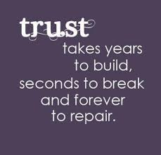 best quote from the notebook movie trust takes years to build seconds to break and forever to repair