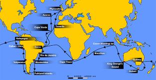 Vasco Da Gama Route Map by Charles Darwin A Life Of Discovery Angus Carroll U0027s Blog