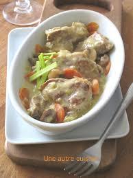 cuisiner la blanquette de veau blanquette de veau de perret une autre cuisine