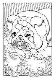 pug coloring free pug coloring images