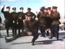 Russian Army Meme - soviet army dancing to hard bass youtube