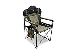 tent chair jet tent pilot dx cing chair with lumbar support