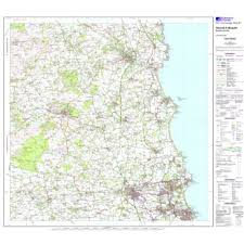 map of rothbury ordnance survey os landranger active map 81 alnwick morpeth