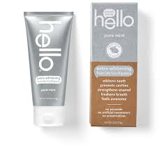toothpaste whitening whitening toothpaste with fluoride hello products