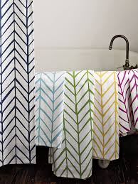 feather shower curtain by serena u0026 lily berry gilt